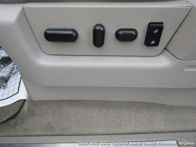 2009 Ford F-150 Platinum Lariat 4X4 Crew Cab Short Bed - Photo 22 - Richmond, VA 23237