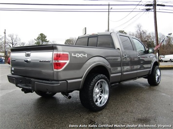 2009 Ford F-150 Platinum Lariat 4X4 Crew Cab Short Bed - Photo 11 - Richmond, VA 23237