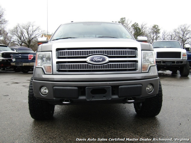 2009 Ford F-150 Platinum Lariat 4X4 Crew Cab Short Bed - Photo 14 - Richmond, VA 23237