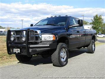 2005 Dodge Ram 2500 HD SLT 5.9 Cummins Diesel 4X4 Crew Cab Long Bed Truck