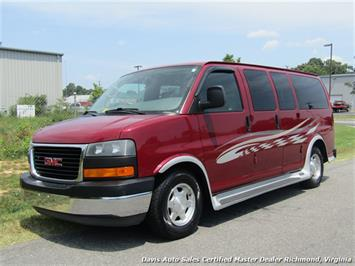 2006 GMC Savanna 1500 Majestic Specialty Vehicles Custom Conversion Van