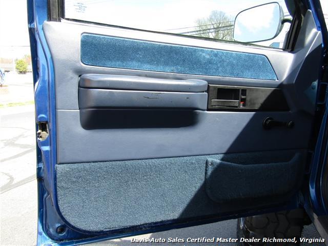1989 Chevrolet Silverado C K 1500 4X4 Lifted Solid Axle Regular Cab Long Bed - Photo 25 - Richmond, VA 23237