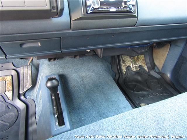 1989 Chevrolet Silverado C K 1500 4X4 Lifted Solid Axle Regular Cab Long Bed - Photo 8 - Richmond, VA 23237