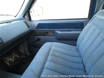 1989 Chevrolet Silverado C K 1500 4X4 Lifted Solid Axle Regular Cab Long Bed - Photo 7 - Richmond, VA 23237