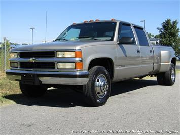 2000 Chevrolet C K 3500 Silverado LS Dually Crew Cab Long Bed Truck