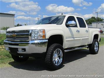 2013 Chevrolet Silverado 1500 LTZ Z92 Off Road ALC Factory Lifted Crew Cab 4X4 Truck