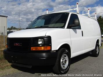 2012 GMC Savana G 3500 Cargo Commercial Work Van