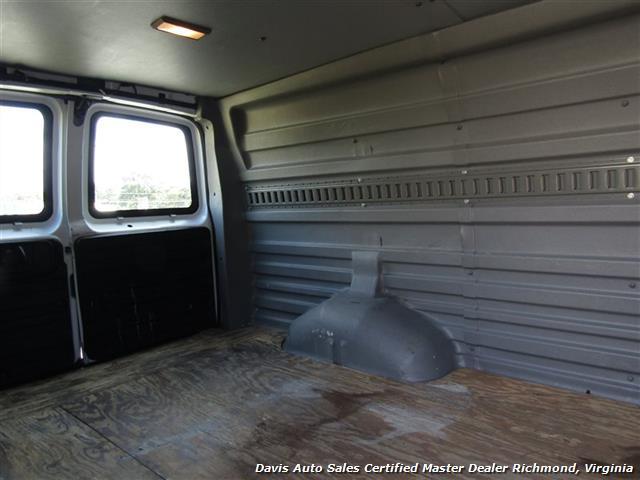 2012 GMC Savana G 3500 Cargo Commercial Work - Photo 19 - Richmond, VA 23237