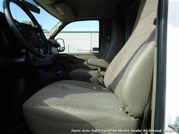 2012 GMC Savana G 3500 Cargo Commercial Work - Photo 15 - Richmond, VA 23237