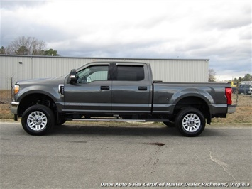 2017 Ford F-350 Super Duty XLT Premium 6.7 Diesel Lifted 4X4 CC SB Truck