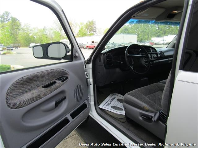 1998 Dodge Ram 3500 Laramie SLT Dually Quad Cab Long Bed Low Mileage - Photo 18 - Richmond, VA 23237