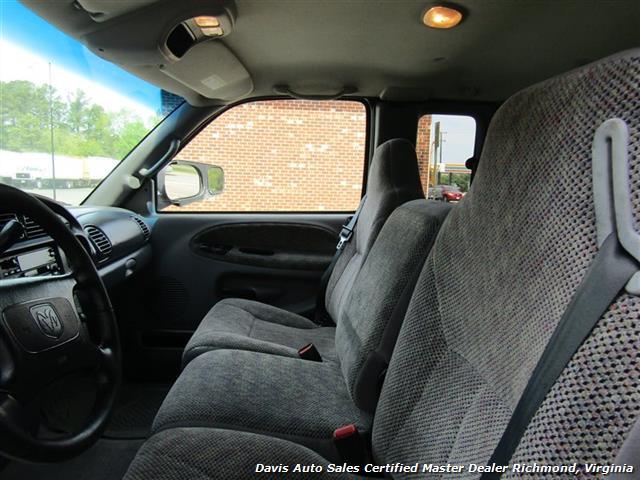 1998 Dodge Ram 3500 Laramie SLT Dually Quad Cab Long Bed Low Mileage - Photo 7 - Richmond, VA 23237