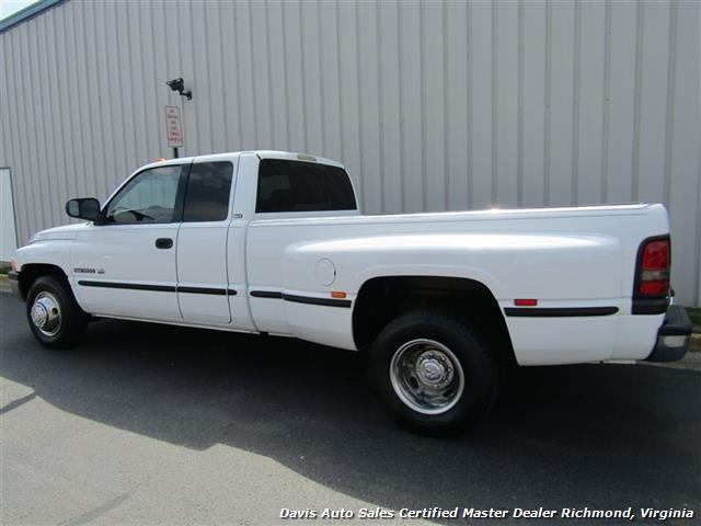 1998 Dodge Ram 3500 Laramie SLT Dually Quad Cab Long Bed Low Mileage - Photo 3 - Richmond, VA 23237