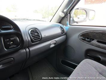 1998 Dodge Ram 3500 Laramie SLT Dually Quad Cab Long Bed Low Mileage - Photo 19 - Richmond, VA 23237