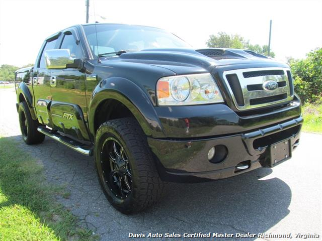 2007 Ford F 150 Ftx All Terrain Tuscany Lifted 4x4 Crew Cab