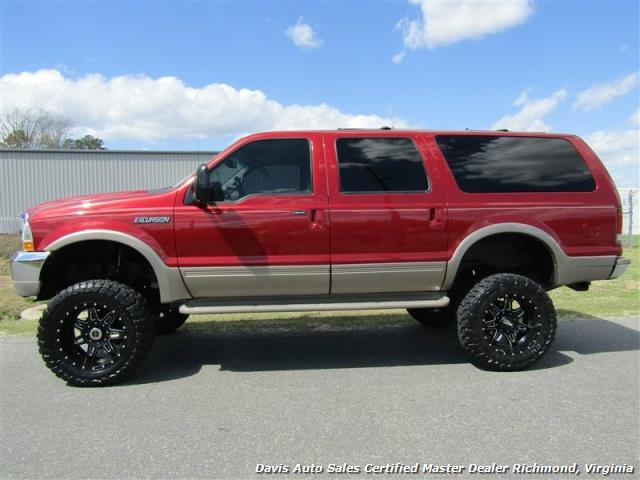 2001 Ford Excursion Limited Lifted 7.3 Power Stroke Turbo ...