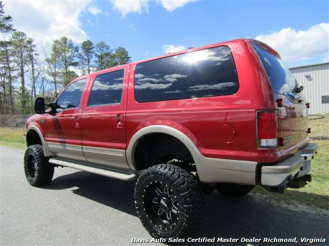 2001 ford excursion diesel