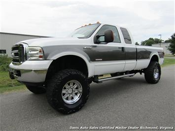 2005 Ford F-250 Super Duty XLT FX4 Off Road Diesel Lifted 4X4 SuperCab Long Bed Truck