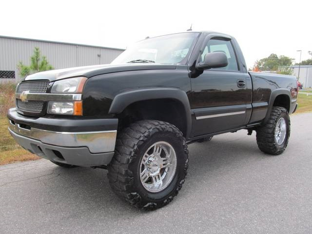 2005 Chevrolet Silverado 1500 Z71 Sold Photo 1 Richmond Va 23237