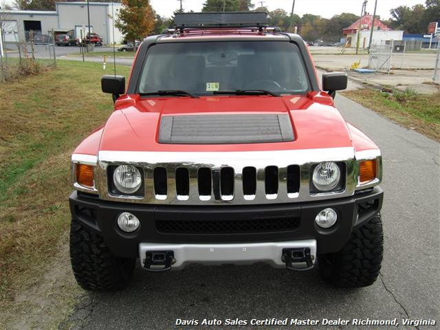 2008 Hummer H3 Lifted 4X4 Off Road Loaded - Photo 31 - Richmond, VA 23237