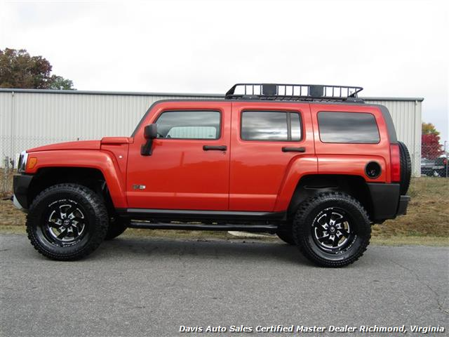 2008 Hummer H3 Lifted 4X4 Off Road Loaded - Photo 2 - Richmond, VA 23237