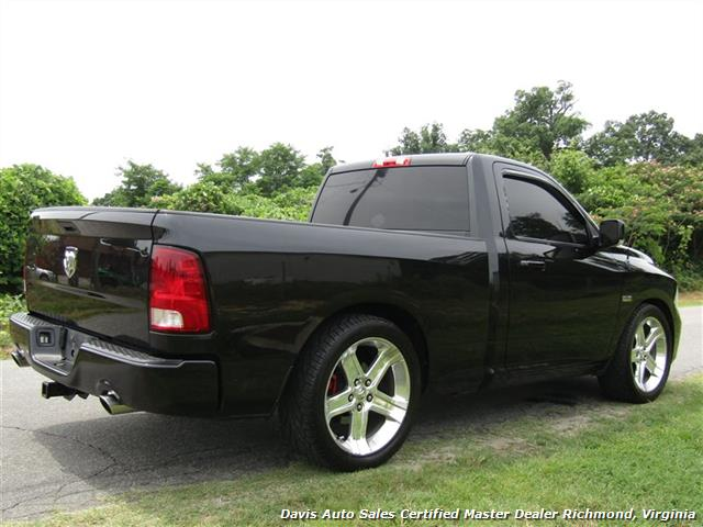 2011 dodge ram 1500 rt sport hemi 5 7 v8 regular cab short bed. Black Bedroom Furniture Sets. Home Design Ideas