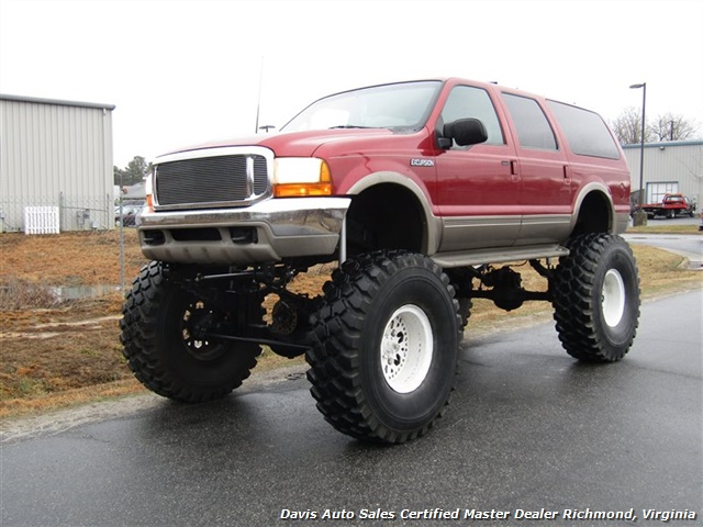 2000 Ford Excursion Limited 2.5 Ton Mega Monster Mud Bog 4X4 Off Road - Photo 1 - Richmond, VA 23237