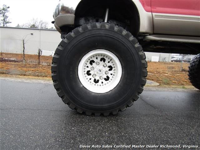 2000 Ford Excursion Limited 2.5 Ton Mega Monster Mud Bog 4X4 Off Road - Photo 10 - Richmond, VA 23237