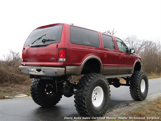 2000 Ford Excursion Limited 2.5 Ton Mega Monster Mud Bog 4X4 Off Road - Photo 11 - Richmond, VA 23237