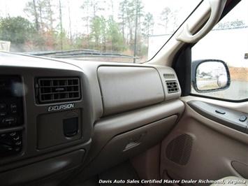 2000 Ford Excursion Limited 2.5 Ton Mega Monster Mud Bog 4X4 Off Road - Photo 21 - Richmond, VA 23237
