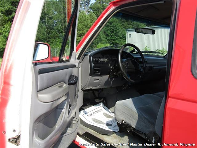 1996 Ford F-250 HD XLT OBS Classic Lifted Extended Cab Long Bed - Photo 25 - Richmond, VA 23237