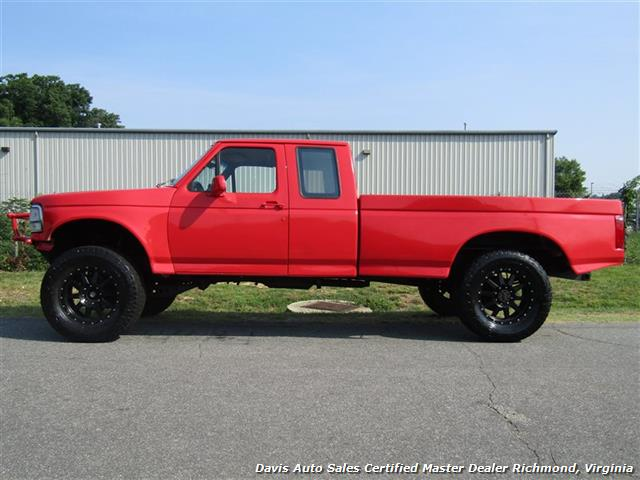 1996 Ford F-250 HD XLT OBS Classic Lifted Extended Cab Long Bed - Photo 2 - Richmond, VA 23237