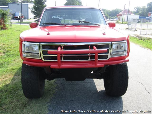 1996 Ford F-250 HD XLT OBS Classic Lifted Extended Cab Long Bed - Photo 14 - Richmond, VA 23237