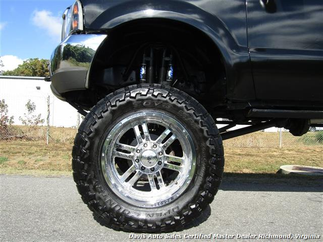 2003 Ford F-250 Super Duty XLT Diesel Lifted 4X4 Crew Cab Long Bed - Photo 10 - Richmond, VA 23237
