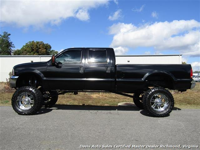 2003 Ford F-250 Super Duty XLT Diesel Lifted 4X4 Crew Cab Long Bed - Photo 2 - Richmond, VA 23237