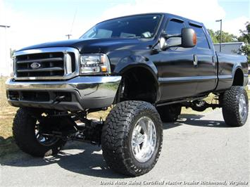 2003 Ford F-250 Super Duty XLT Diesel Lifted 4X4 Crew Cab Long Bed - Photo 1 - Richmond, VA 23237
