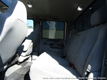 2004 Ford F-350 Super Duty XLT Diesel Lifted 4X4 Crew Cab (SOLD) - Photo 20 - Richmond, VA 23237