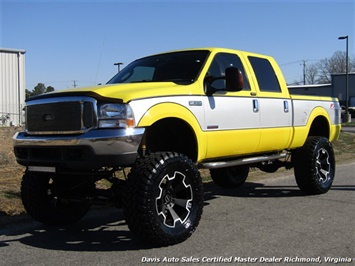 2004 Ford F-350 Super Duty XLT Diesel Lifted 4X4 Crew Cab (SOLD) Truck