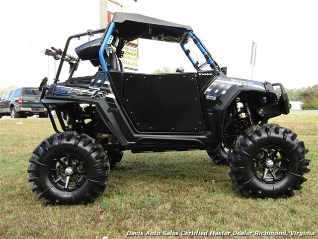 "2014 Polaris Razor RZR S 800 Side by Side Lifted with Portals and 32 "" tires Fresh Build 760cc 4X4 - Photo 12 - Richmond, VA 23237"