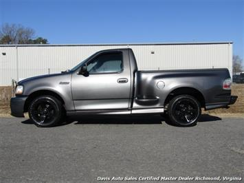 2003 Ford F-150 SVT Lightning Supercharged Regular Cab Flareside - Photo 2 - Richmond, VA 23237