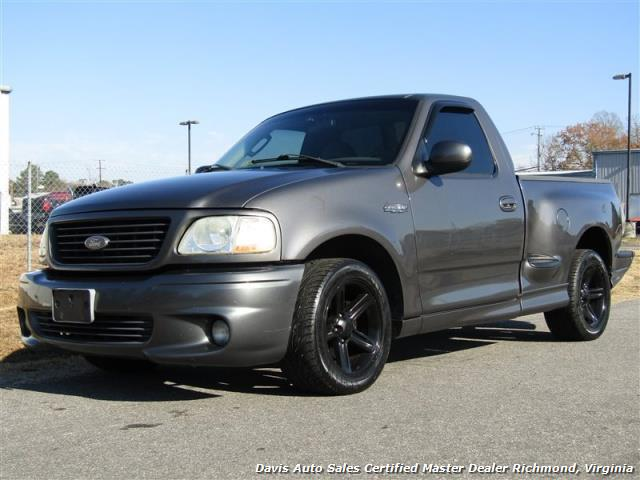 2003 Ford F-150 SVT Lightning Supercharged Regular Cab Flareside - Photo 1 - Richmond, VA 23237