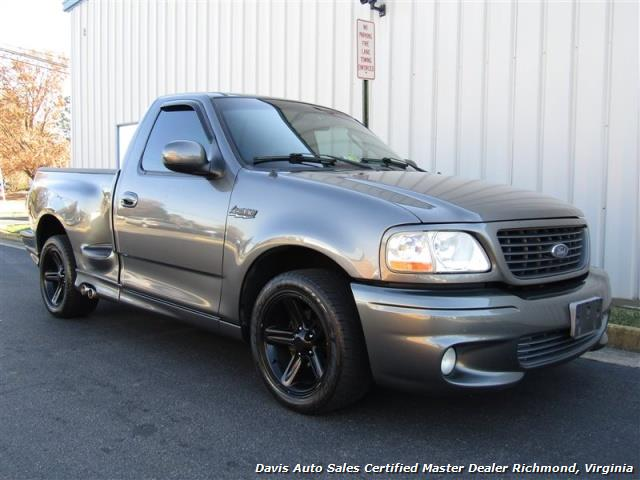 2003 Ford F-150 SVT Lightning Supercharged Regular Cab Flareside - Photo 12 - Richmond, VA 23237