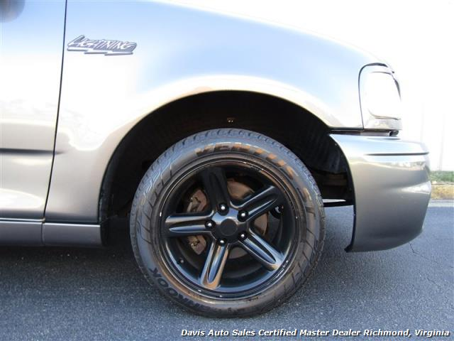 2003 Ford F-150 SVT Lightning Supercharged Regular Cab Flareside - Photo 10 - Richmond, VA 23237