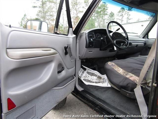 1996 Ford F-350 Superduty OBS Classic Utility Body 4x4 7.3 Diesel - Photo 19 - Richmond, VA 23237