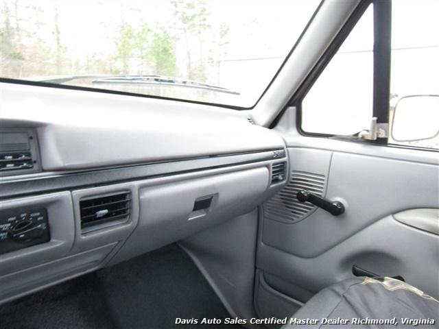 1996 Ford F-350 Superduty OBS Classic Utility Body 4x4 7.3 Diesel - Photo 25 - Richmond, VA 23237