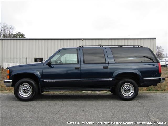 1998 suburban 2500 4x4