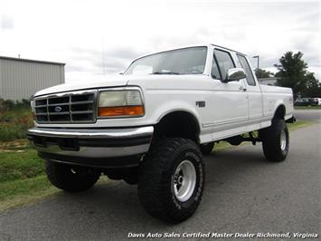 1996 Ford F-150 XLT OBS Lifted 4X4 Extended Cab Short Bed Truck