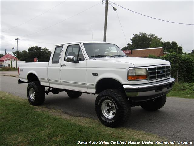 1996 ford f 150 xlt obs lifted 4x4 extended cab short bed 1975 Chevy Short Bed Lifted 1996 ford f 150 xlt obs lifted 4x4 extended cab short bed photo 13