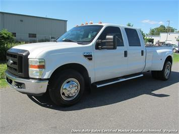 2008 Ford F-350 Super Duty XL Crew Cab Long Bed DRW Truck