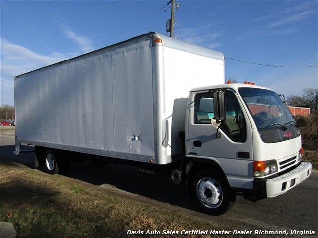 2005 GMC Savanna 5500 Diesel WT 24 Foot Commercial Work Box (SOLD) - Photo 16 - Richmond, VA 23237